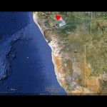 GoogleEarth Namibia