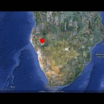 GoogleEarth Southern Africa Namibia