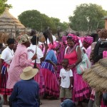 Namibian Wedding